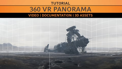 360 VR Panorama Tutorial | Videos + Assets