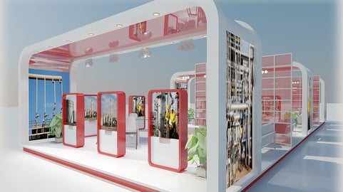 Exhibition Stand 31