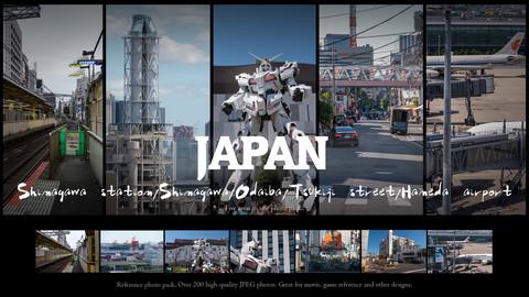 Japan - multi photo pack ($1 off sale)