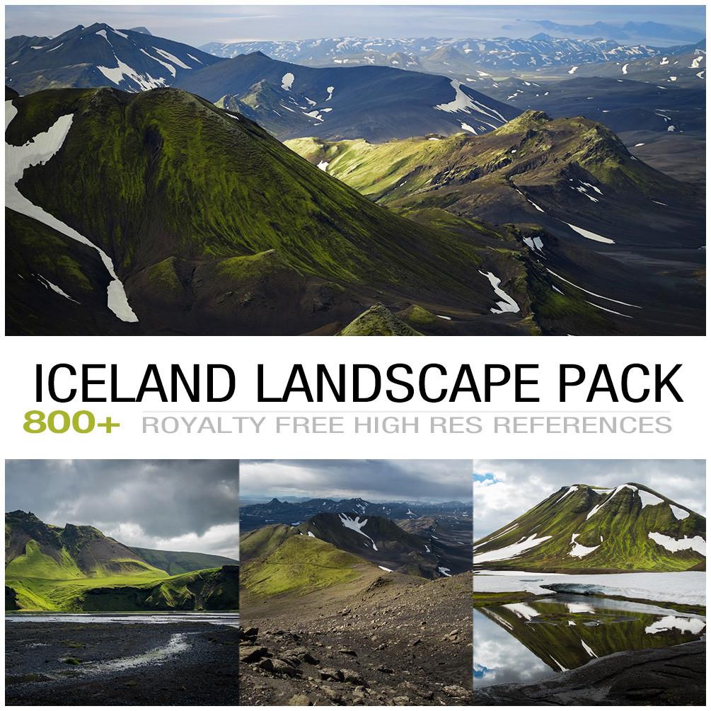 Iceland landscape cover7