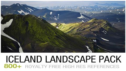 Iceland landscape cover2