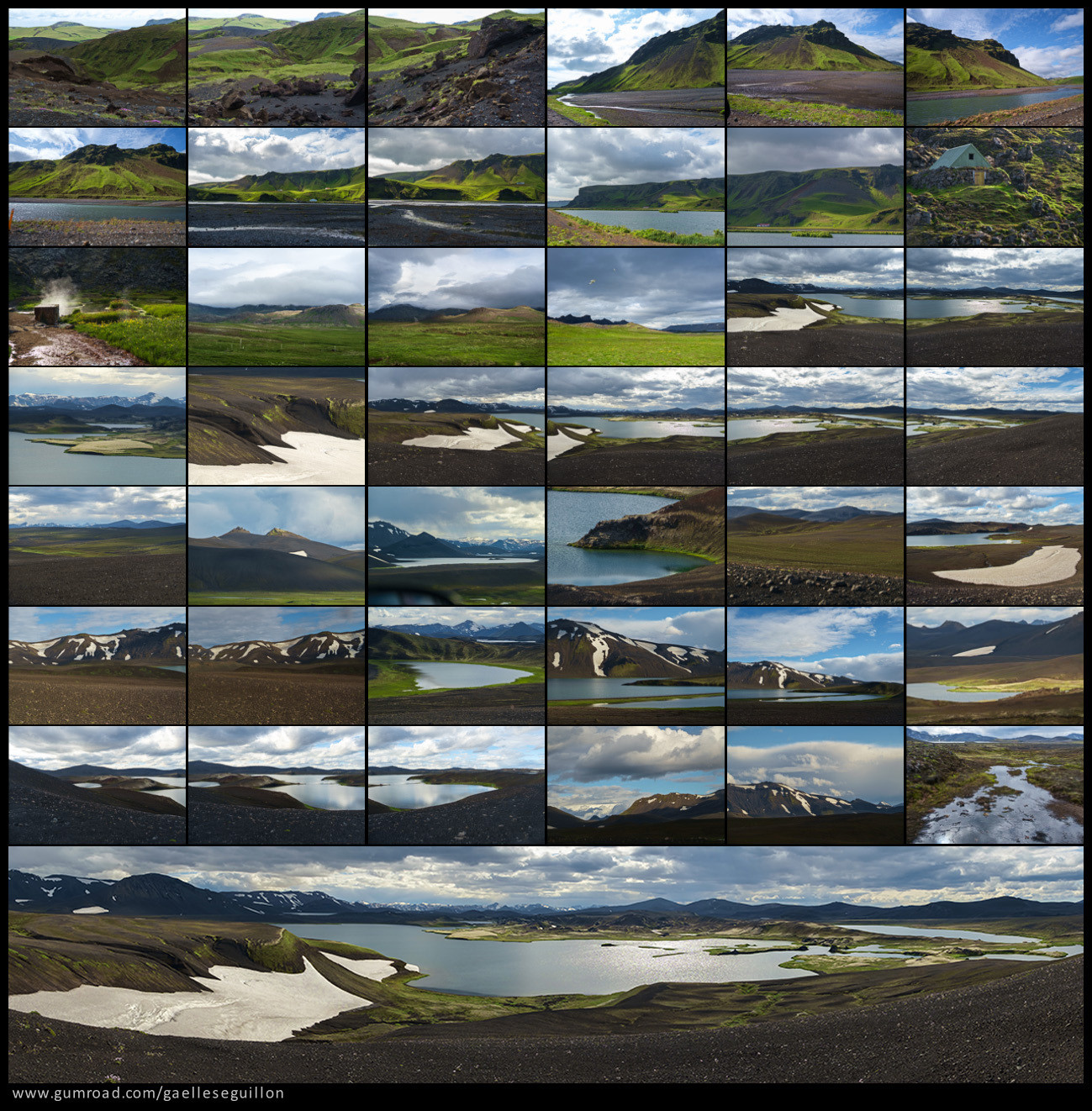 Iceland landscape preview 5