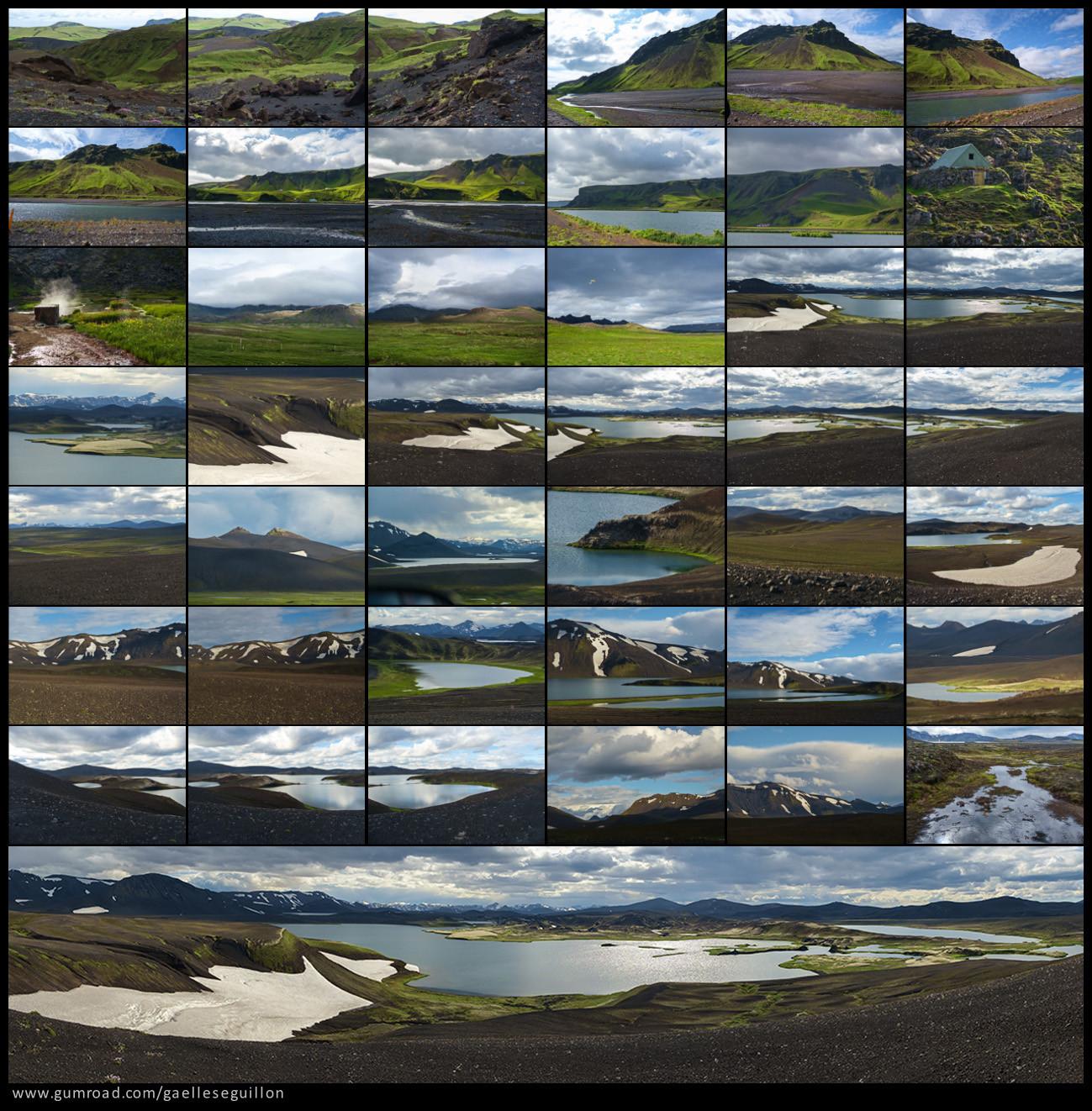 Iceland landscape preview 5