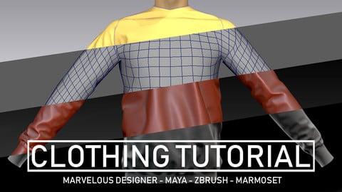 Clothing Workflow Tutorial