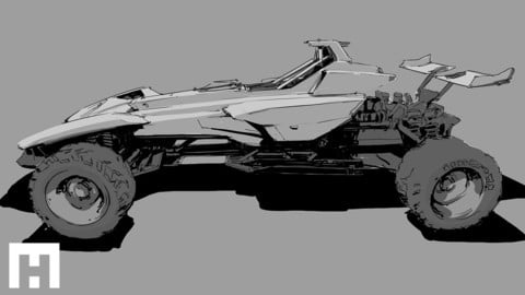Intrinsic Vehicle Design - Part 1