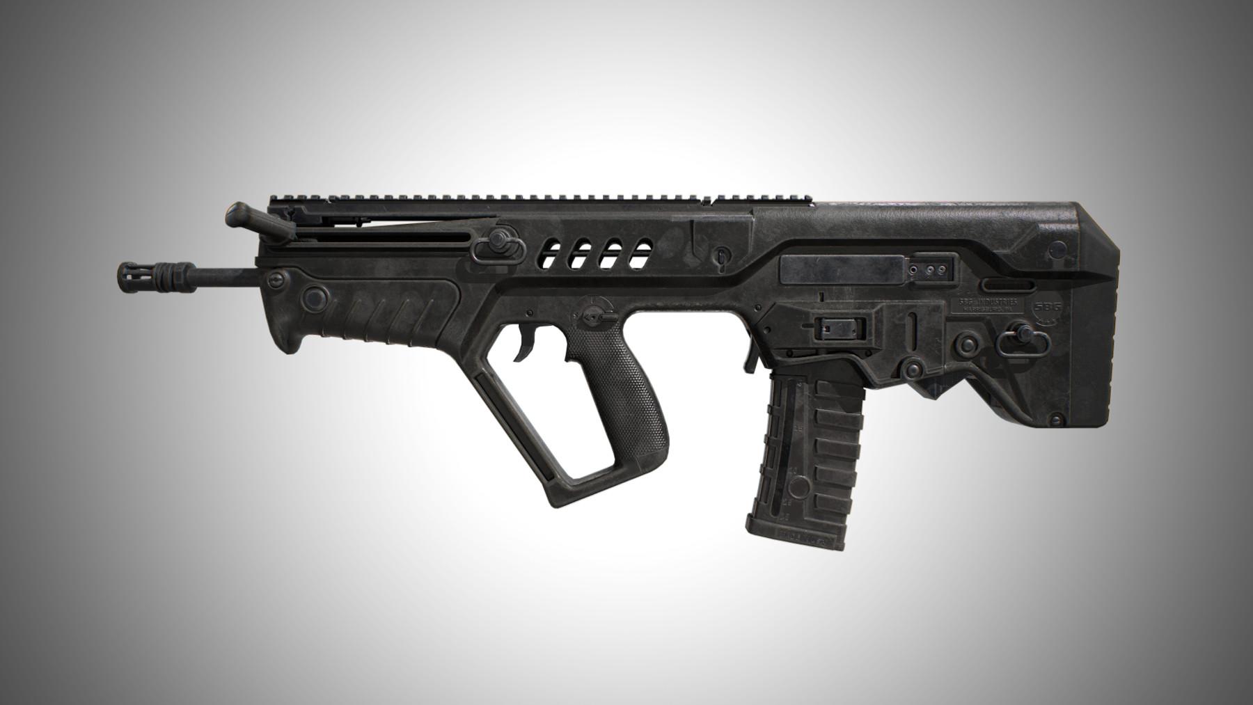 Sbg ar556 black