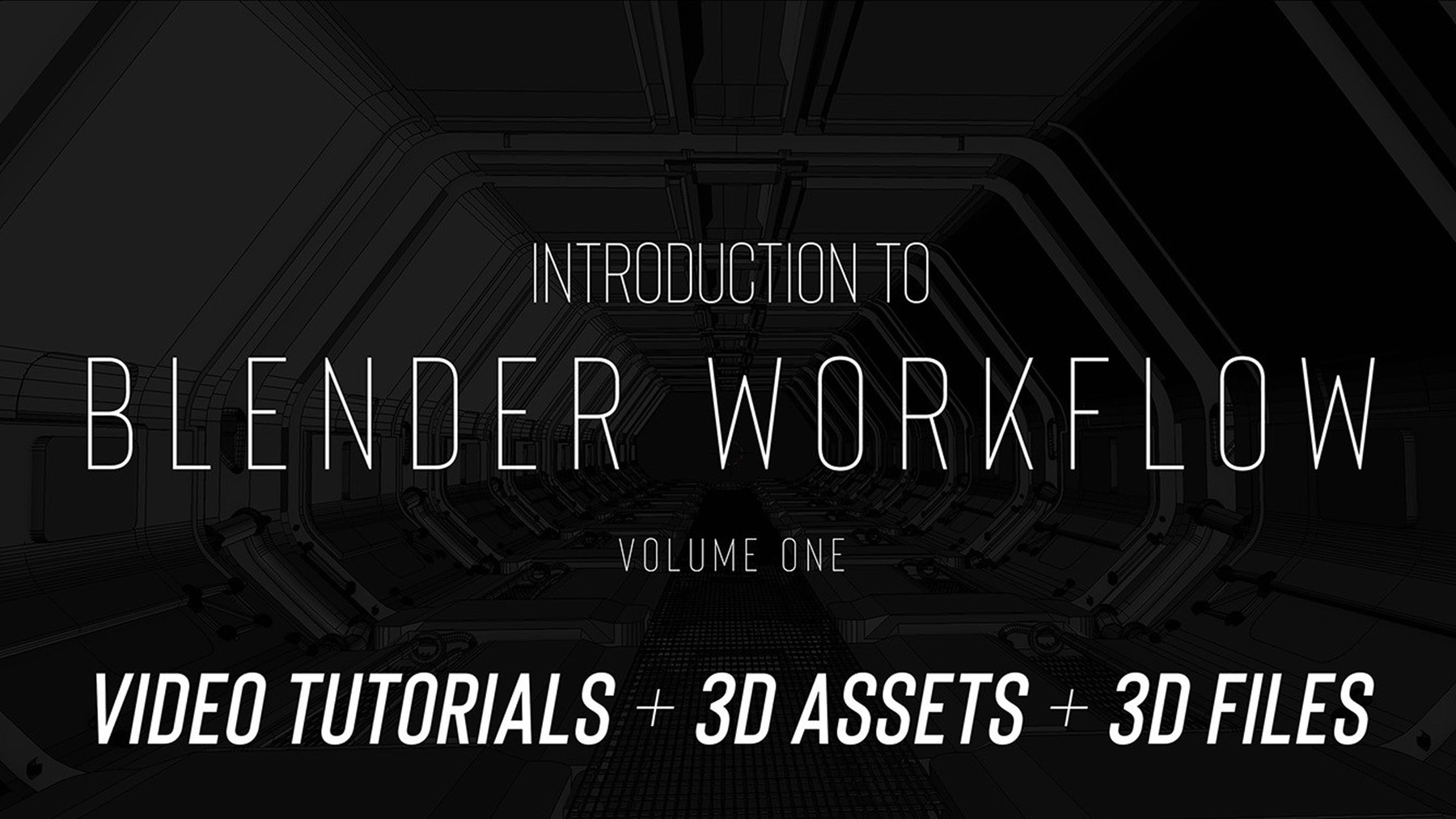 Jama Jurabaev - Introduction to Blender Workflow (Volume One)