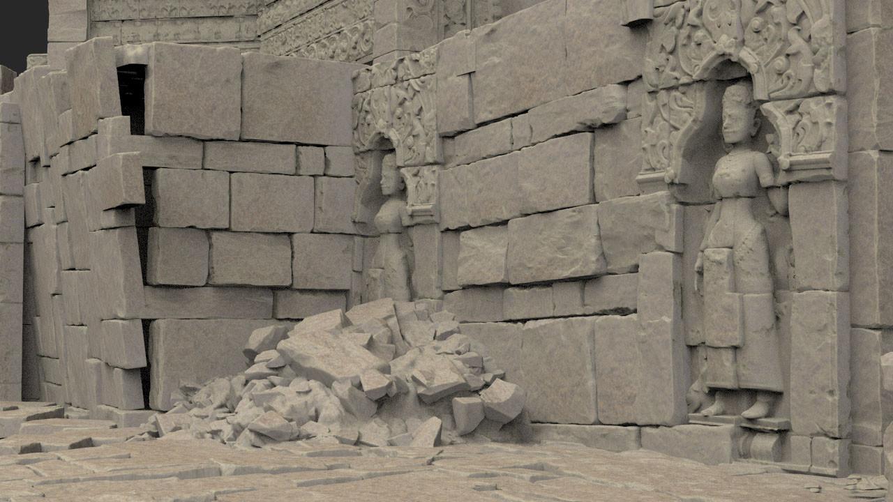 Ancient ruins 003