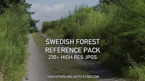 Swedish Forest Reference Pack