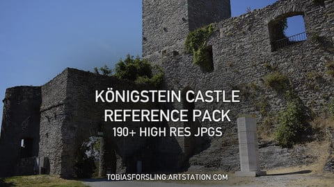 Königstein Castle Reference Pack