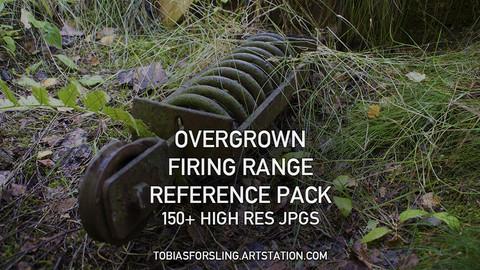 Overgrown Firing Range Reference Pack
