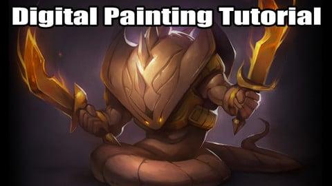 Digtial Painting Tutorial