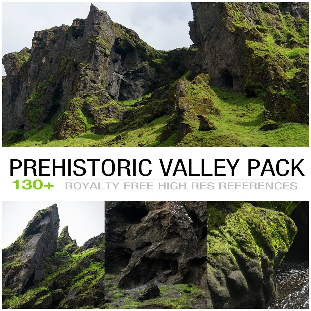 Prehistoric valley cover