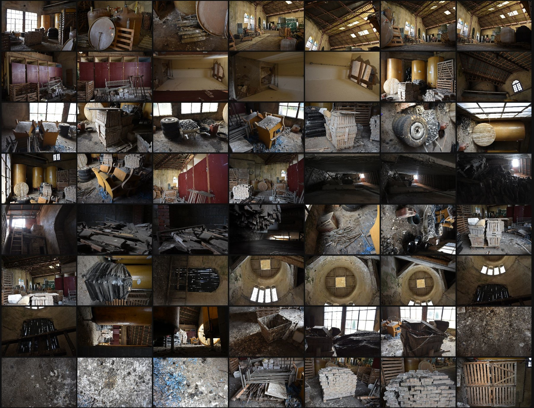 Photo reference pack abandoned site volume2 3