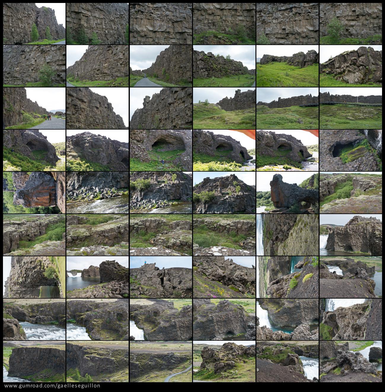 Rocky cliffs 3