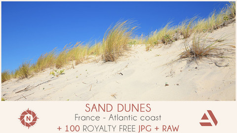 Psd photo reference pack sand dunes 3