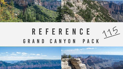 Reference: Grand Canyon National Park Pack 115