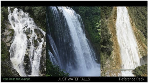 Waterfalls Reference Pack