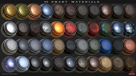 Smart Materials SP