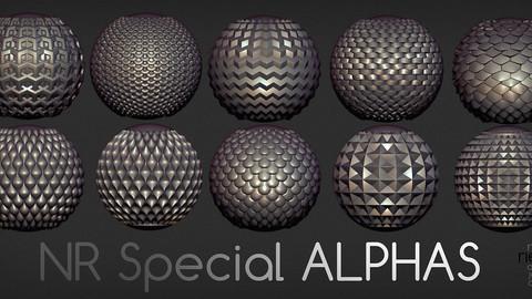 NR Special Alphas