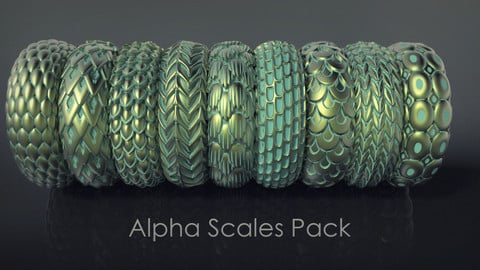 Scales Alpha Pack