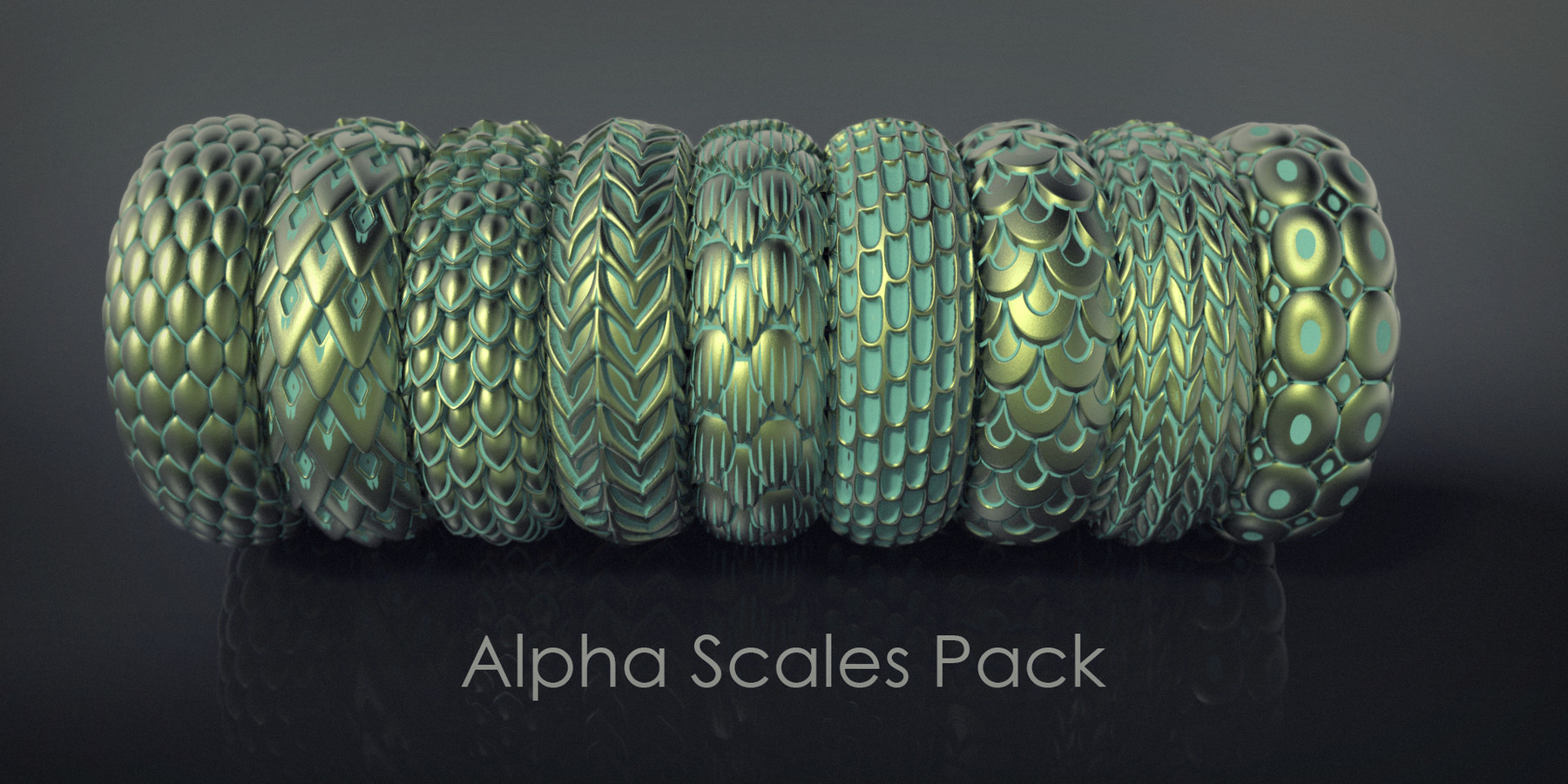 Alpha scales pack3