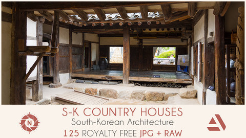 Photo reference pack sk country houses 3