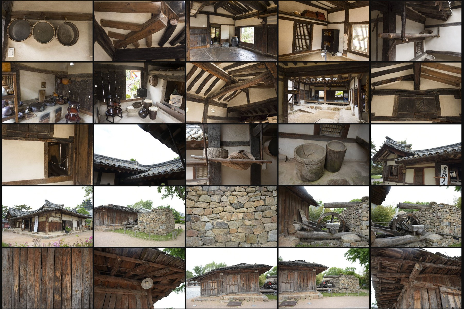 Photo reference pack sk country houses 13