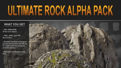 Ultimate Rock Alpha Pack