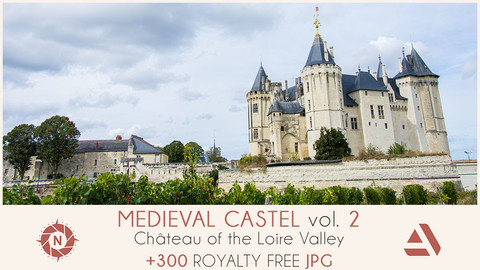 Photo reference pack medieval castle volume2 03