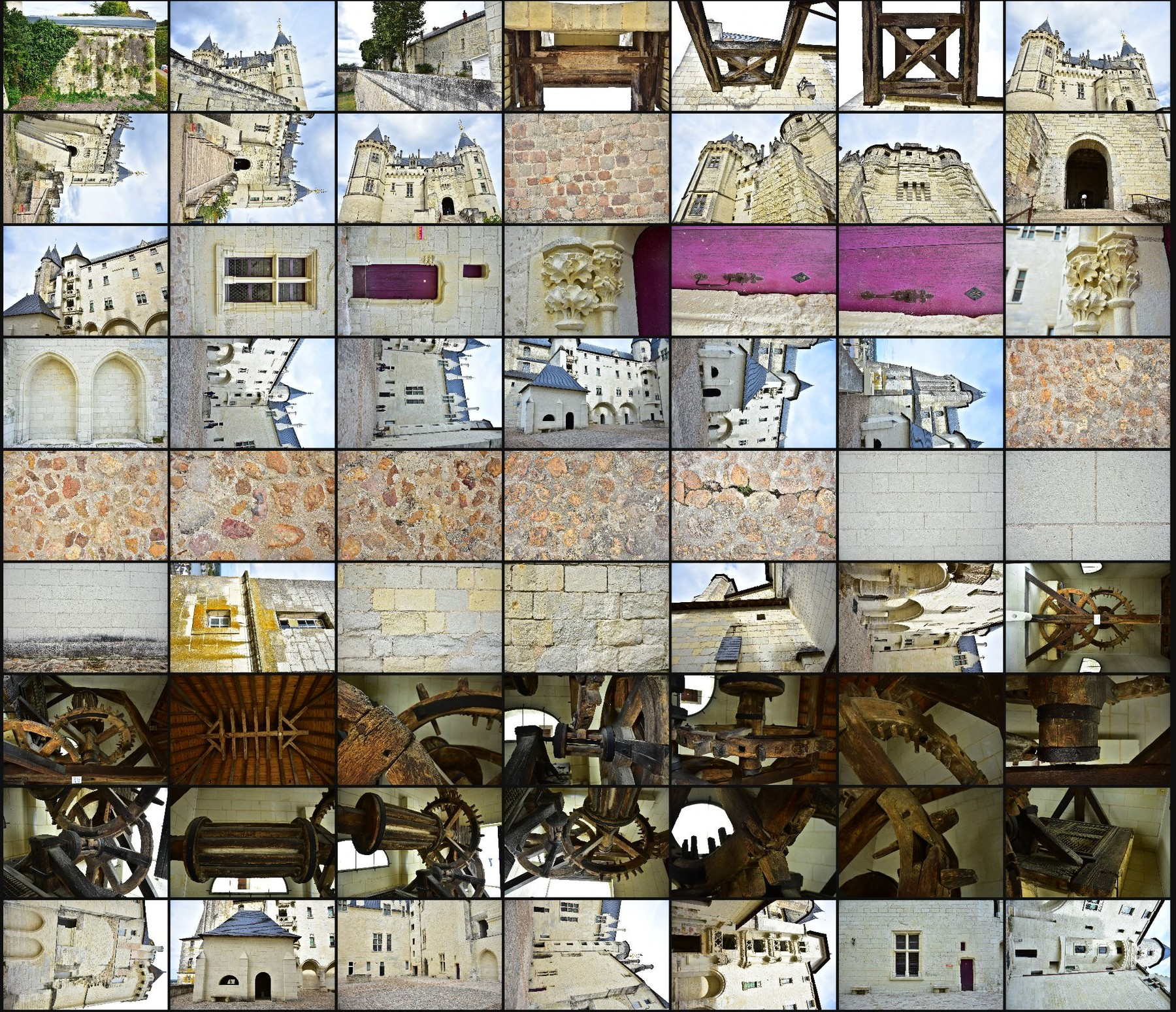 Photo reference pack medieval castle volume2 011