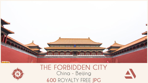 Photo reference pack china forbidden city 03