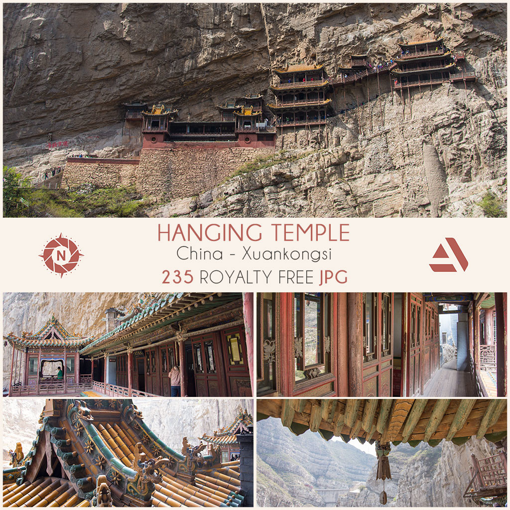 Photo reference pack hanging temple 03