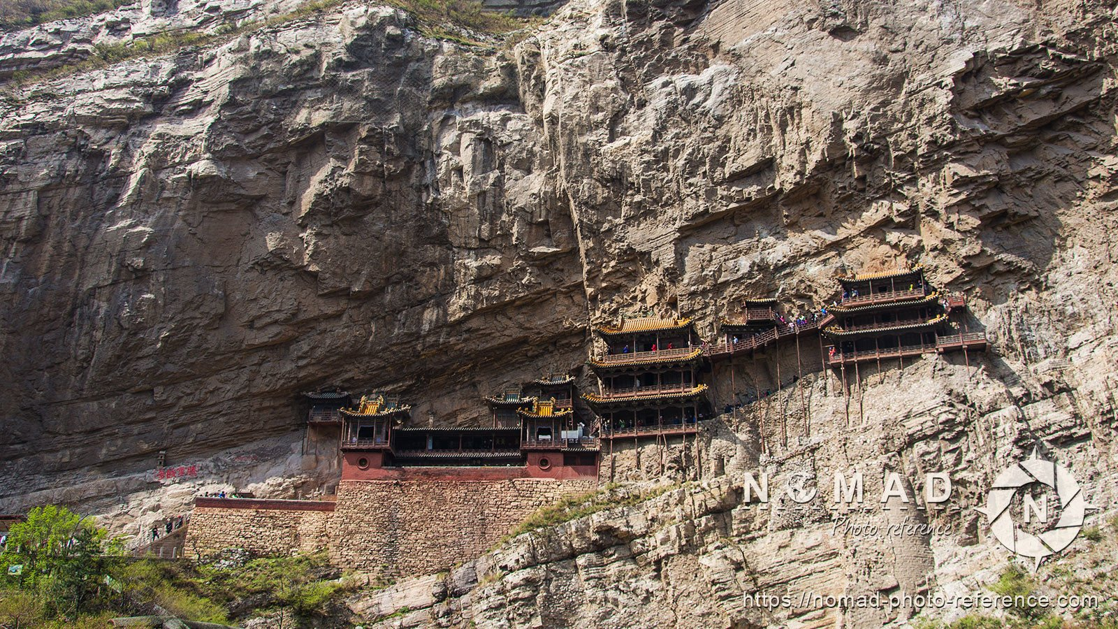 Photo reference pack hanging temple 14
