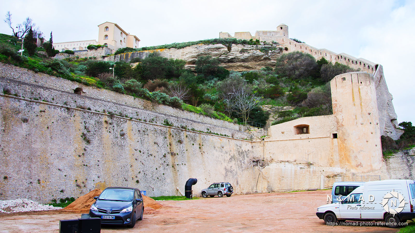 Photo reference pack bonifacio old city 06
