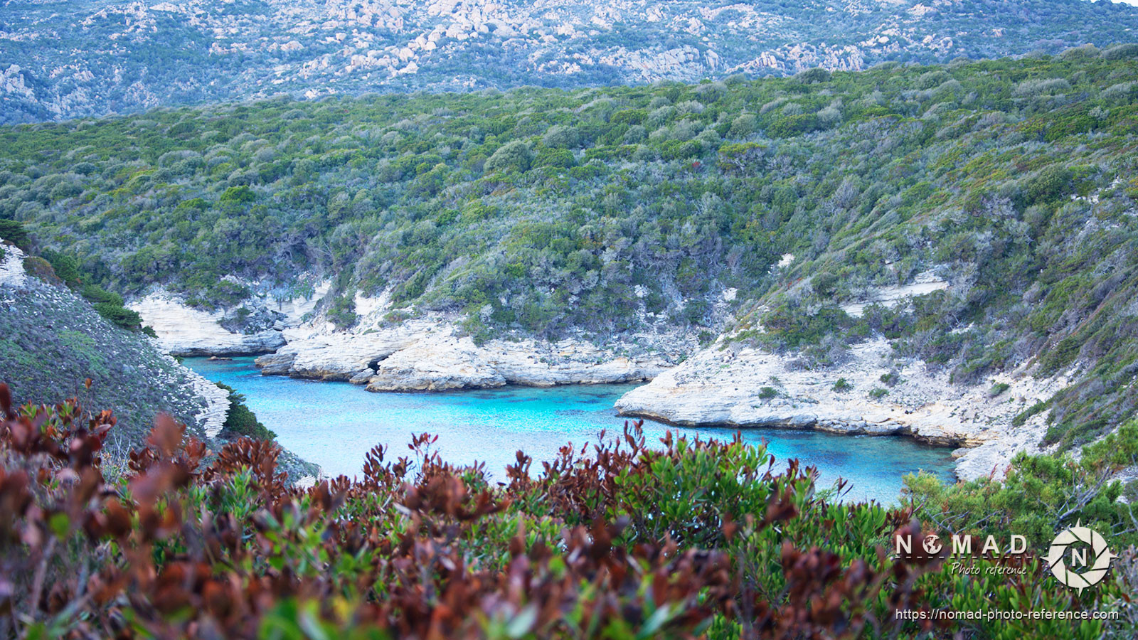 Photo reference pack corsica landscapes volume1 10