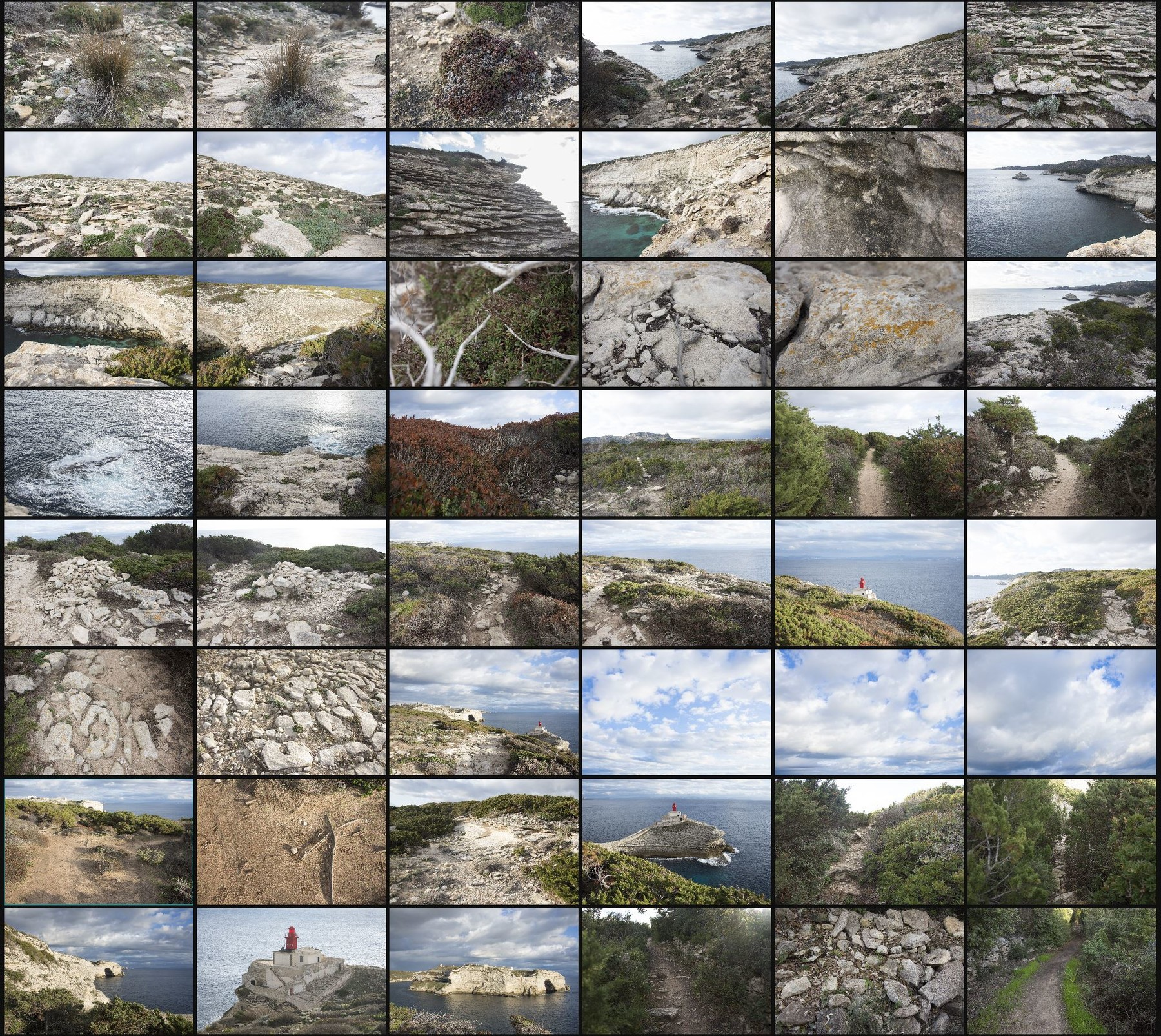 Photo reference pack corsica landscapes volume1 12