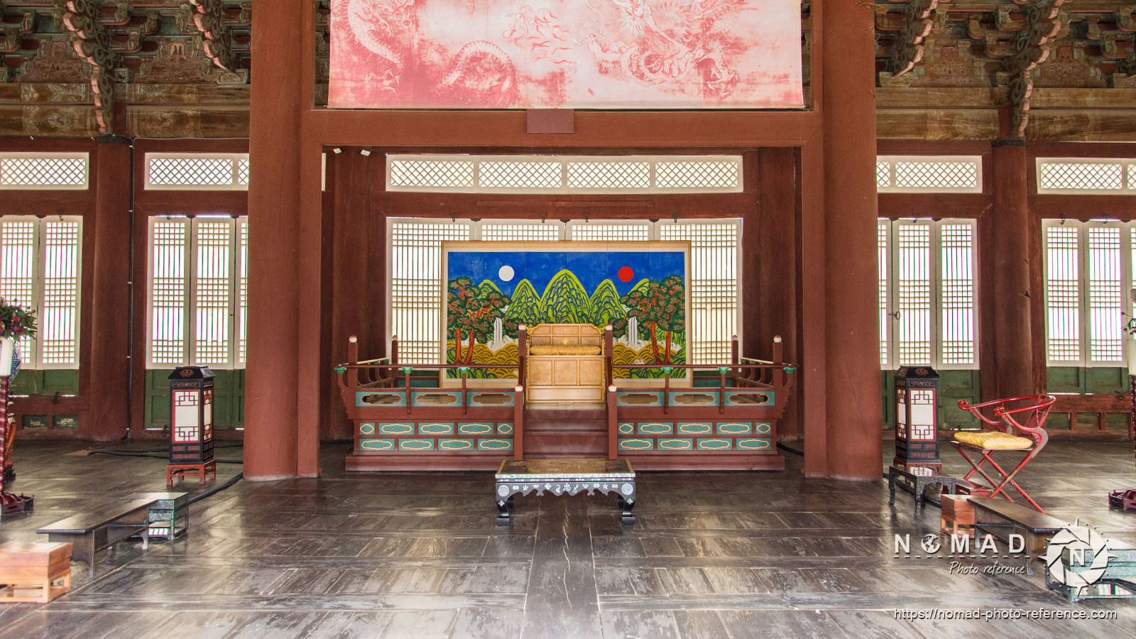Photo reference pack gyeongbokgung palace 11