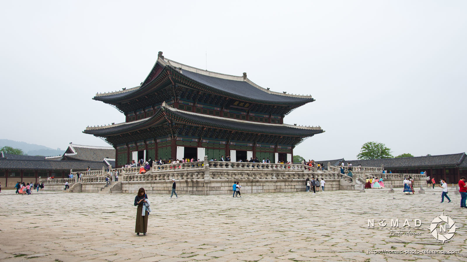 Photo reference pack gyeongbokgung palace 13