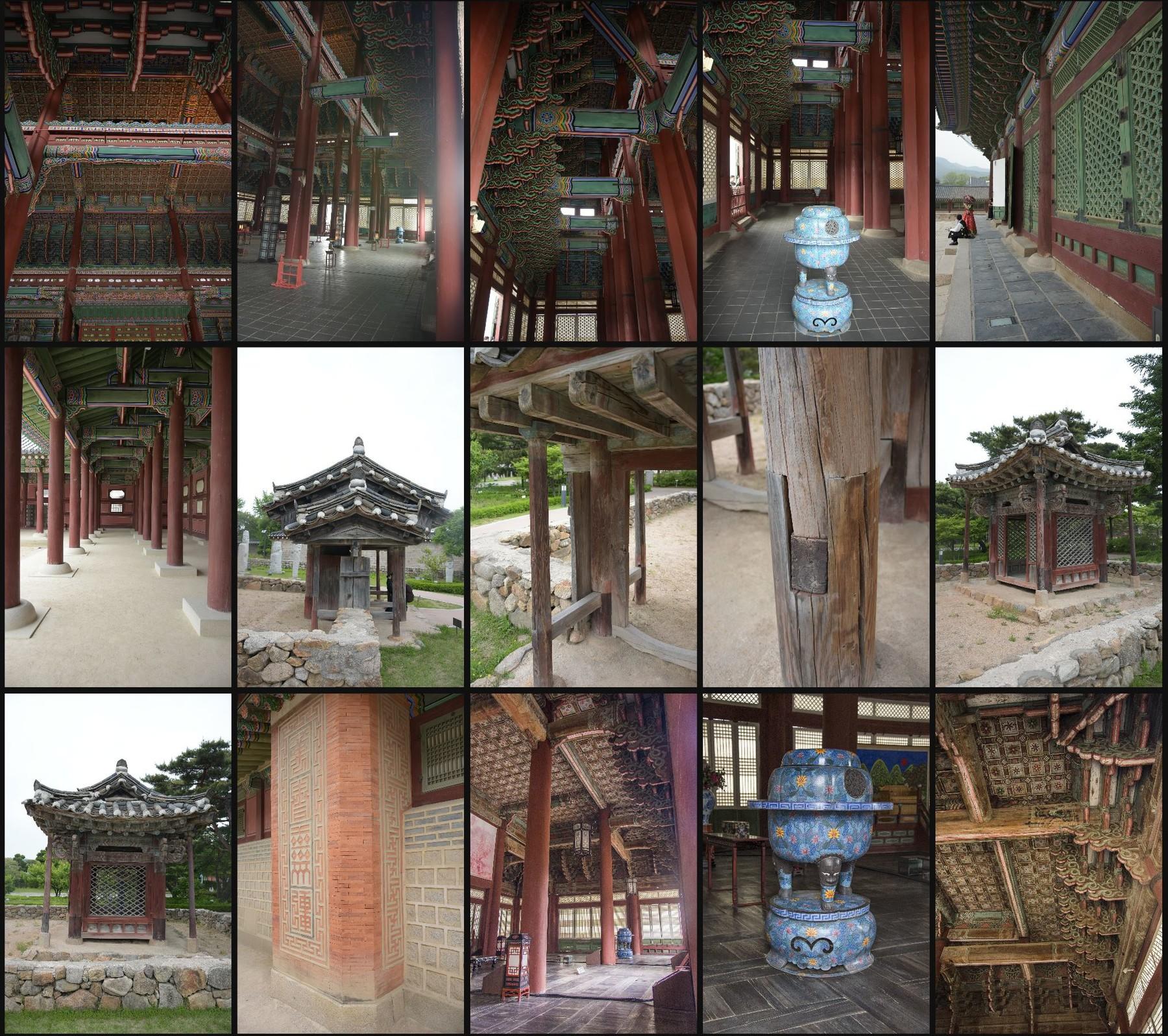 Photo reference pack gyeongbokgung palace 15
