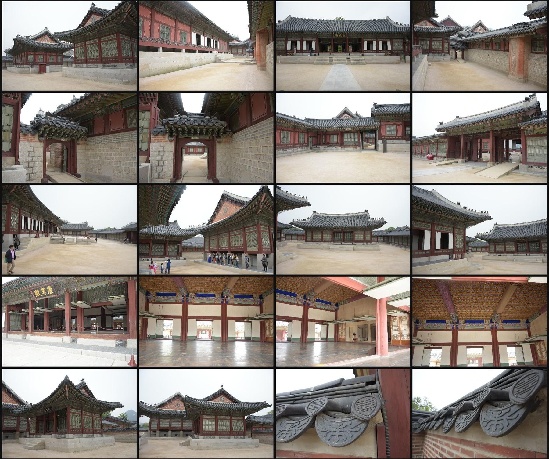 Photo reference pack gyeongbokgung palace 21