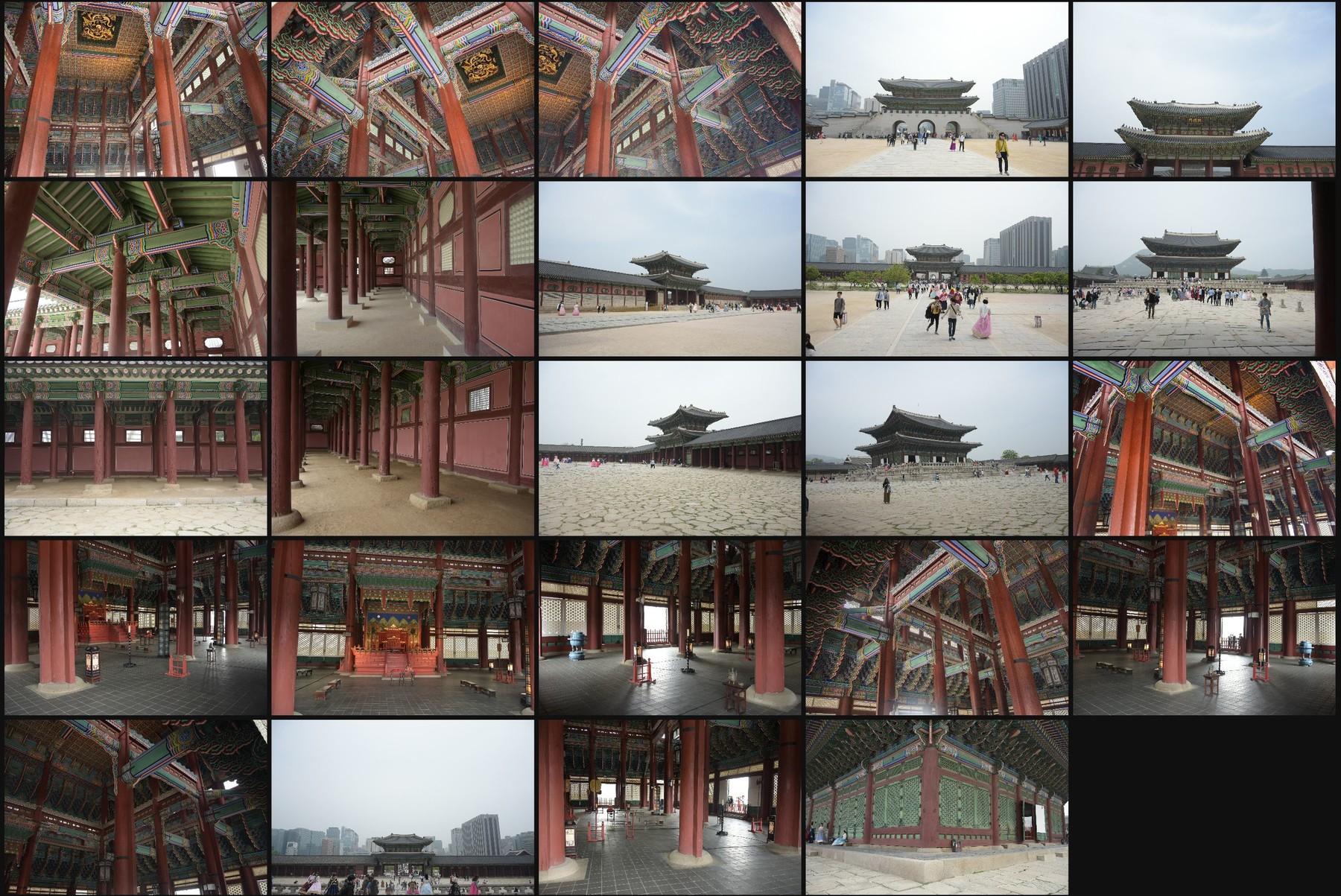 Photo reference pack gyeongbokgung palace 23