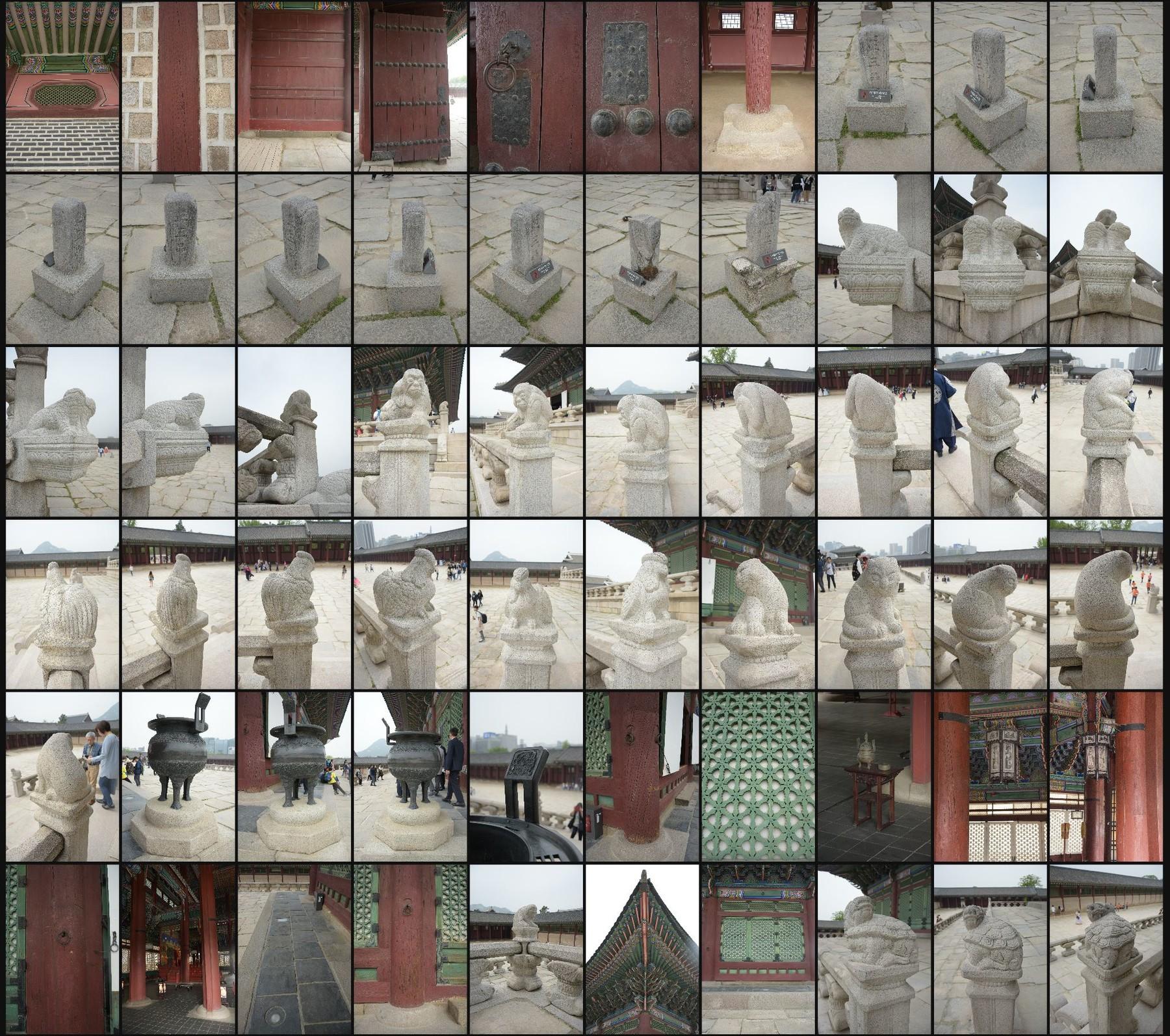 Photo reference pack gyeongbokgung palace 30