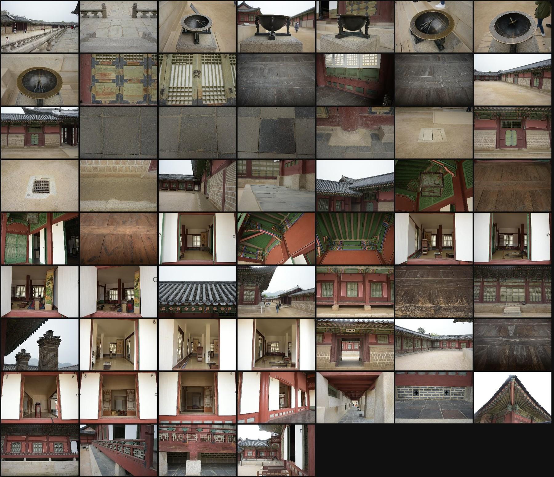 Photo reference pack gyeongbokgung palace 32