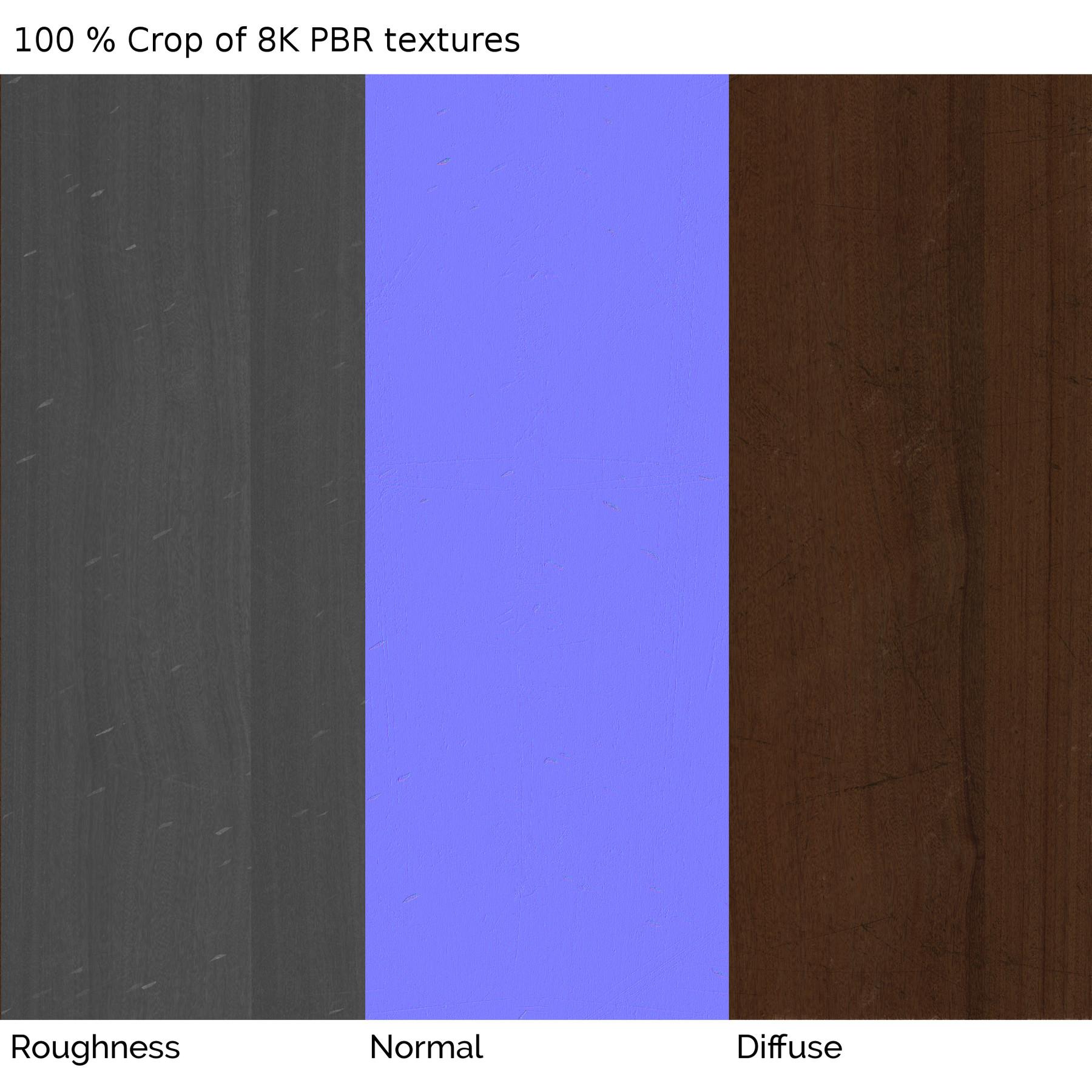 Texture crop 8k