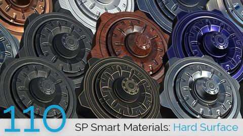 SP Smart Materials: Hard Surface [110 SMaterials]