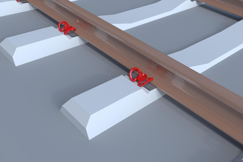 Pavel Frumert - Railway track