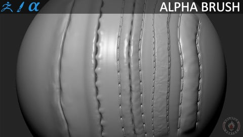 Stitches\Seams alpha brushes