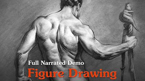 Figure Drawing Demo - Yoni