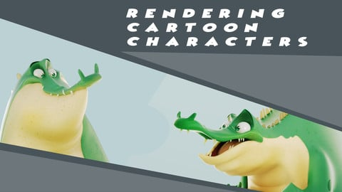 Rendering Cartoon Characters